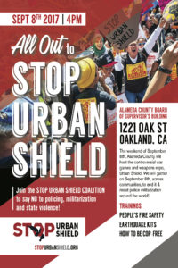 L H – Stop Urban Shield